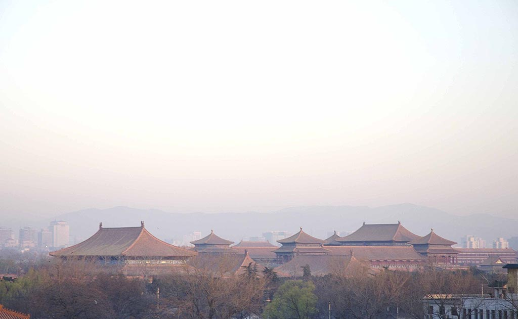 forbidden city travel photography Fiona Campbell Hicks